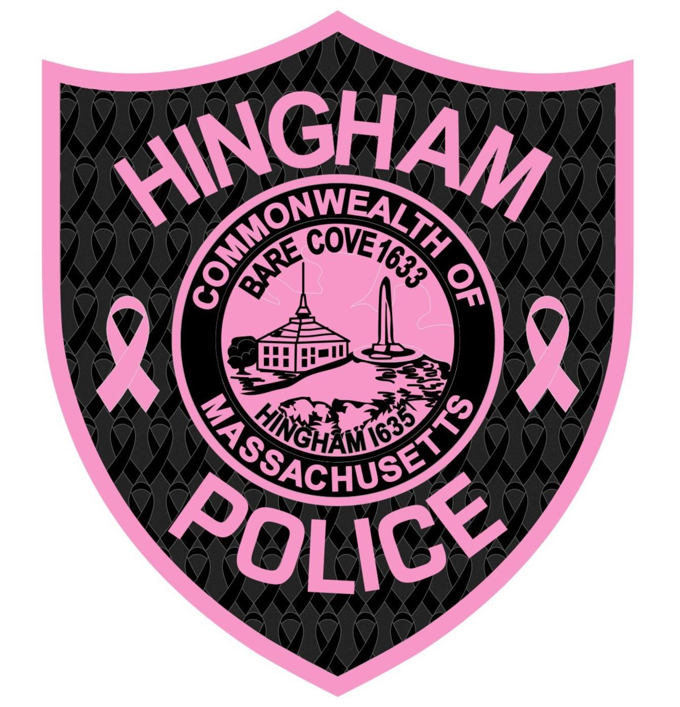 HPD - 2020 New Pink Patch